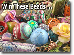 Win These Polymer Clay Beads