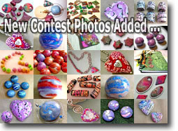 Polymer Clay Contest Photos