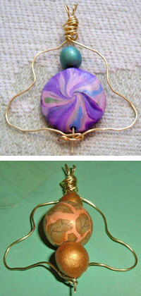 Interchangeable Pendants by Elizabeth Kerr