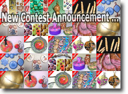 Polymer Clay Bead Giveaway Announcement