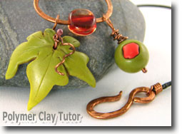 Ivy and Olive Necklace