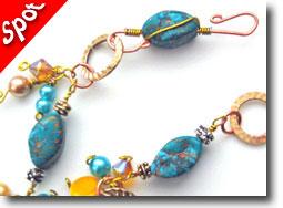 Polymer Clay Jewelry by Carole Holt