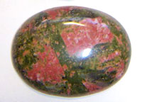 Real Unakite from Carolyn Fiene
