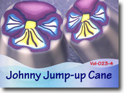 Johnny Jump-Up Canes