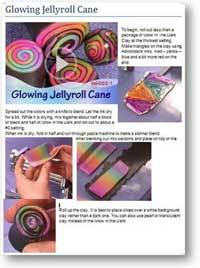 Polymer Clay Tutorial Written Instructions