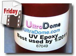 Polymer Clay UV Resin Tutorial