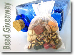 Polymer Clay Tutor Bead Giveaway Prize