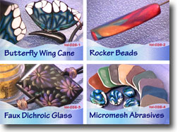 Polymer Clay Video Tutorials Volume 26