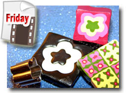 Polymer Clay Cookie Cutter Canes