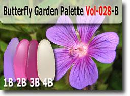 Butterfly Garden Palette