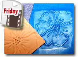 Polymer Clay Texture Plates