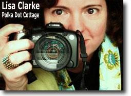 Lisa Clarke, Polka Dot Cottage