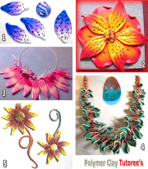 Polymer Clay Member Projects