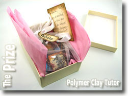 Polymer Clay Bead Tutor Giveaway Prize #3