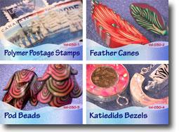 Polymer Clay Video Tutorials Volume 30
