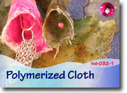 Polymerized Cloth Mixed Media