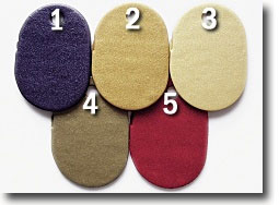 Royal Polyclay Color Palette by Sue Fisher