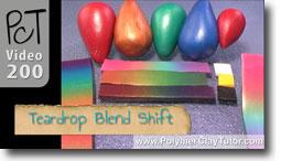 Lietz Teardrop Blend Shift Technique