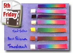 Polymer Clay Tutor 5th Friday Teardrop Blend Shift Technique