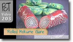 Rolled Mokume Gane Technique