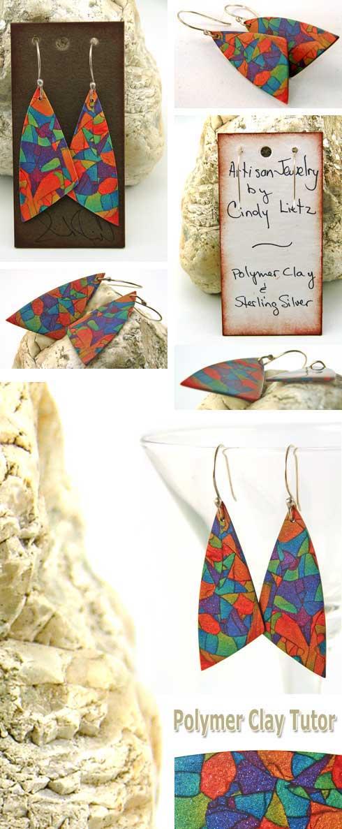 Mosaico Blend & Switch Earrings