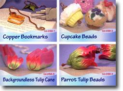 Polymer Clay Video Tutorials Volume 38
