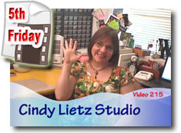 Cindy Lietz Polymer Clay Tutor Studio