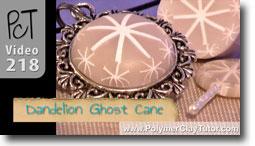 Dandelion Ghost Cane
