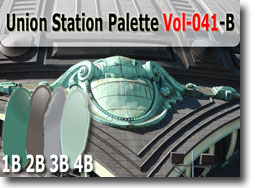 Union Station Color Palette by Polymer Clay Tutor