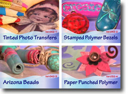 Polymer Clay Video Tutorials Volume 42