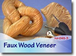 Faux Wood Veneer - Polymer Clay Tutor