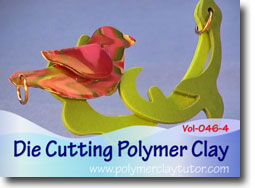 Die Cutting Technique - Polymer Clay Tutor