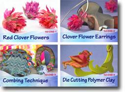 Polymer Clay Video Tutorials Volume 46