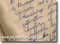 Cindy Lietz Creativity - Polymer Clay Tutor