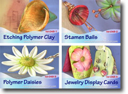 Polymer Clay Video Tutorials Volume 48
