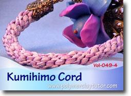 Kumihimo Cord - Polymer Clay Tutor