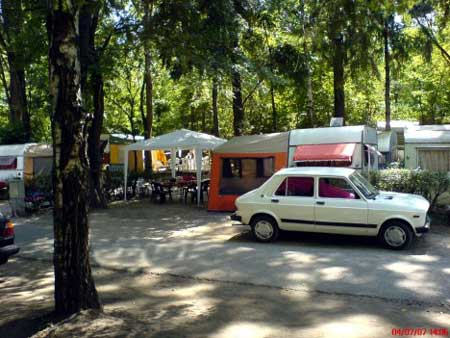 Dragica Travel Trailer Serbia