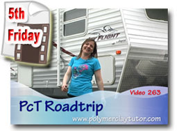 Polymer Clay Tutor PcT Roadtrip