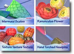 Polymer Clay Video Tutorials Volume 50