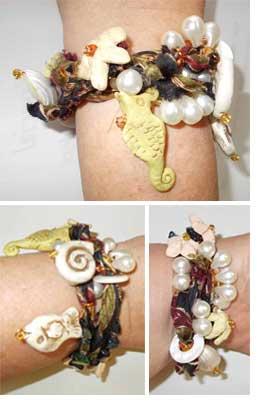 Pat Sernyk Bohemian Bracelet