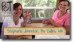 Stephanie Johnston The Dalles Washington