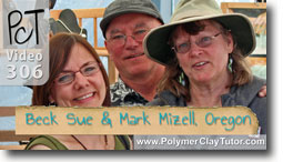 Becky Sue, Mark Mizell and Cindy Lietz At Astoria Public Market Oregon
