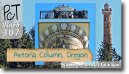 Astoria Column Oregon