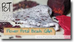 Flower Petal Beads Q&A