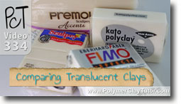 Translucent Polymer Clay