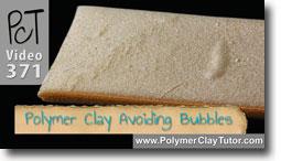 Avoiding Bubbles Polymer Clay