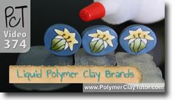 Liquid Polymer Clay Brands