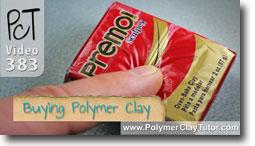 Buying Polymer Clay