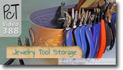 Jewelry Tool Storage