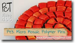 Pt 3 Liquid Polymer Transfers - Polymer Clay Tutor